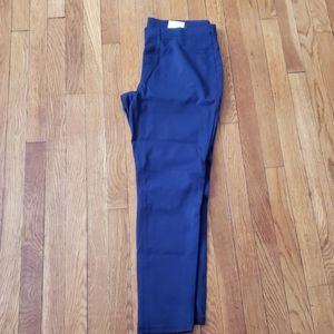 St. John's Bay Pull-on Skinny Leg Pants